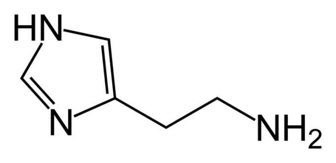 Resultado de imagen de histamina