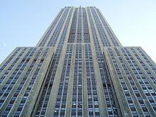 6b0162b84 إمباير ستيت بيلدينغ, واحدة من معالم مديتة نيو يورك وهي عمارة كبيرة ...