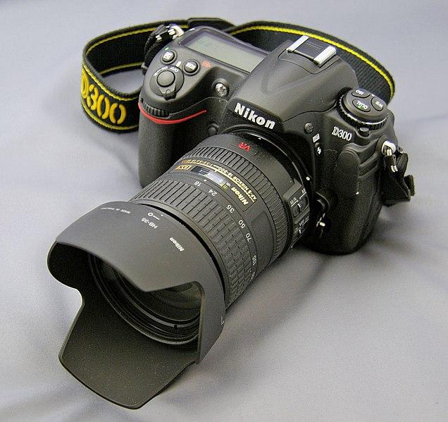 File:Nikon D300 Body.jpg