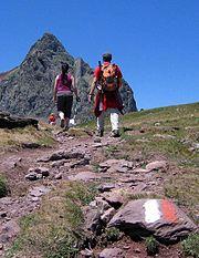 Senderismo en Pirineos, GR-11
