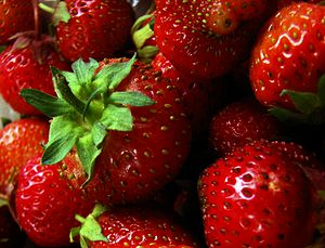 strawberry mood ;)