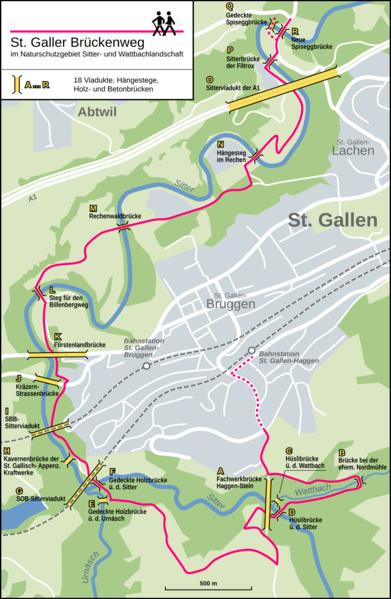 St. Galler Brückenweg