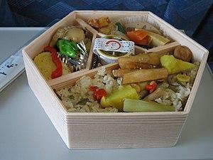 Sumida-gawa Bento