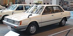 1982 Toyota Camry sedan (Japan)