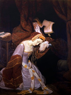 Anne Boleyn in the Tower