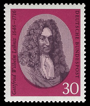 250th day of death of Gottfried Wilhelm Leibni...