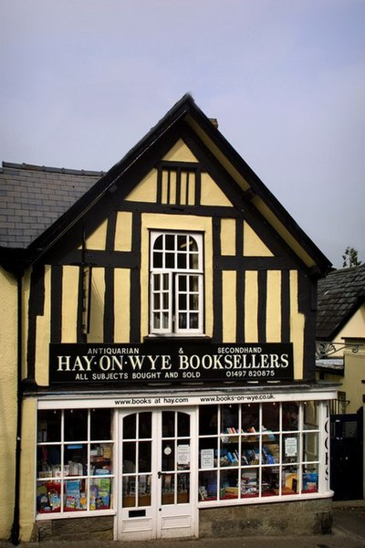 File:Hay-On-Wye Booksellers - geograph.org.uk - 235428.jpg