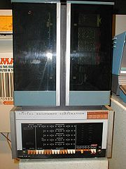 PDP-8 (National Museum of American History a Washington, D.C.)