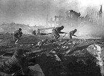 Soliders at Stalingrad