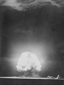 Trinity atmospheric nuclear test - July 1945 - Flickr - The Official CTBTO Photostream