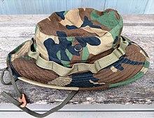 Wikizero Boonie Hat