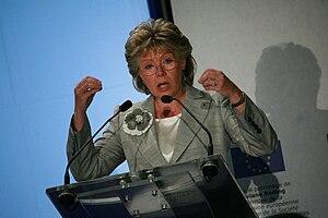 Vivane Reding