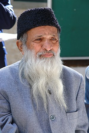 Founder of Edhi.