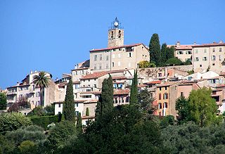 Stadt Grasse, Provence (c) wikimedia commons