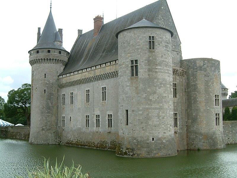 Château Sully sur Loire4