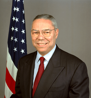 Colin Powell: General (four-star) in the U.S. ...