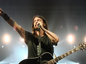 Dave Grohl - july 2008 2