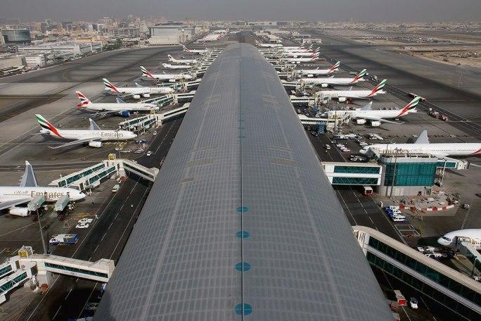 Dubai - International (DXB - OMDB) AN1204297