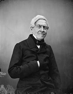 Photography of Jules Michelet by Félix Nadar F...