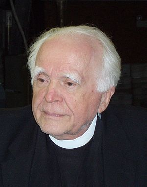 Picture of Father Stanley L. Jaki