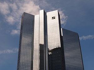 Deutsche Bank Twin Towers, Frankfurt am Main (...