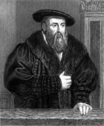 Johannes Kepler engraving