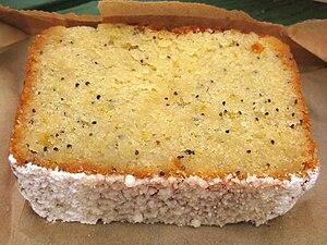 Lemon Poppy Seed Tea Cake from Tartine.