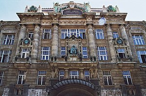 Franz Liszt Academy of Music in Budapest, Hungary