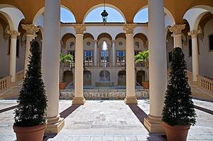 English: Coral Gables Biltmore Hotel, Miami, F...