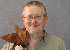 Orson Scott Card at Life, the Universe, & Ever...