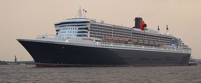 The Queen Mary II