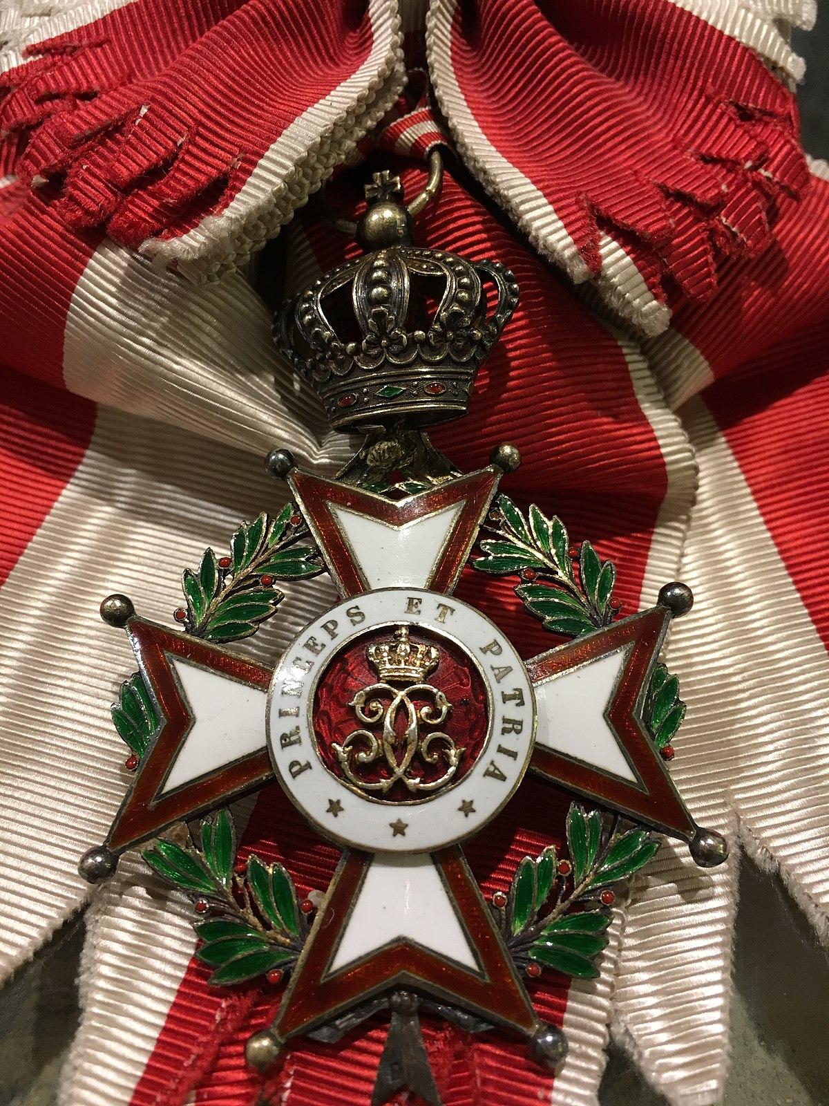 Ordre De Saint Charles Wikip 233 Dia