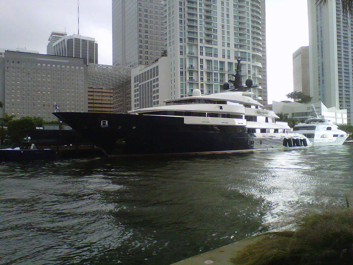 Seven Seas Yacht Wikipedia