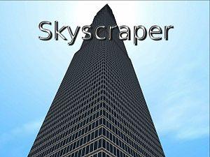 Skyscraper Menu