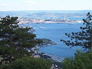 Trieste, Friuli Venezia Giulia, Italia