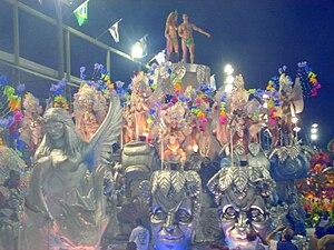 Carnival Rio de Janeiro 2006 - União do parque...