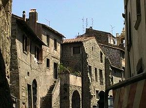 Viterbo, Lazio, Italia