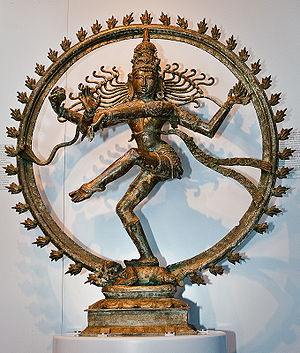 In Hinduism, the god Shiva is simultaneously d...