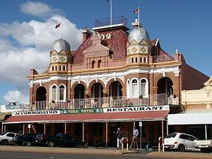 York Hotel - Kalgoorlie, Western Australia.