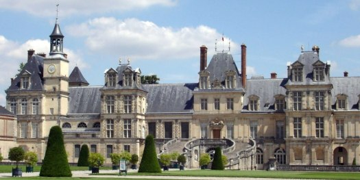 Palace of Fontainebleau unesco world heritage