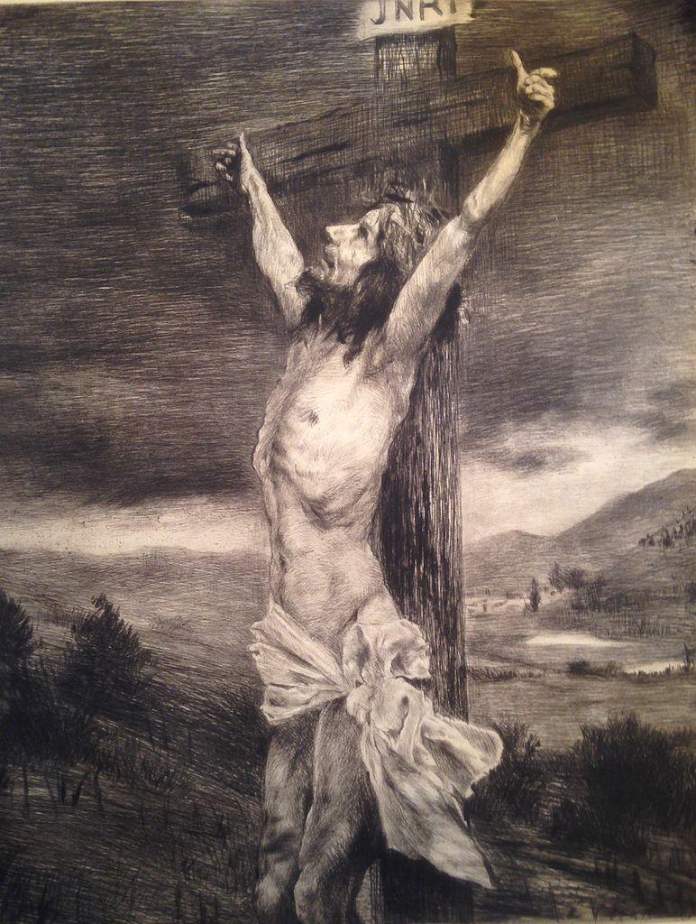FileDie Kreuzigung Jesujpeg Wikimedia Commons