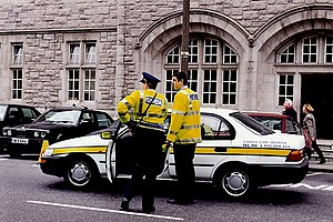 English: Dublin - Pearse Street Garda Station ...