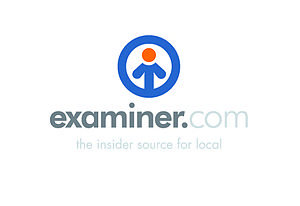 English: Examiner.com official logo