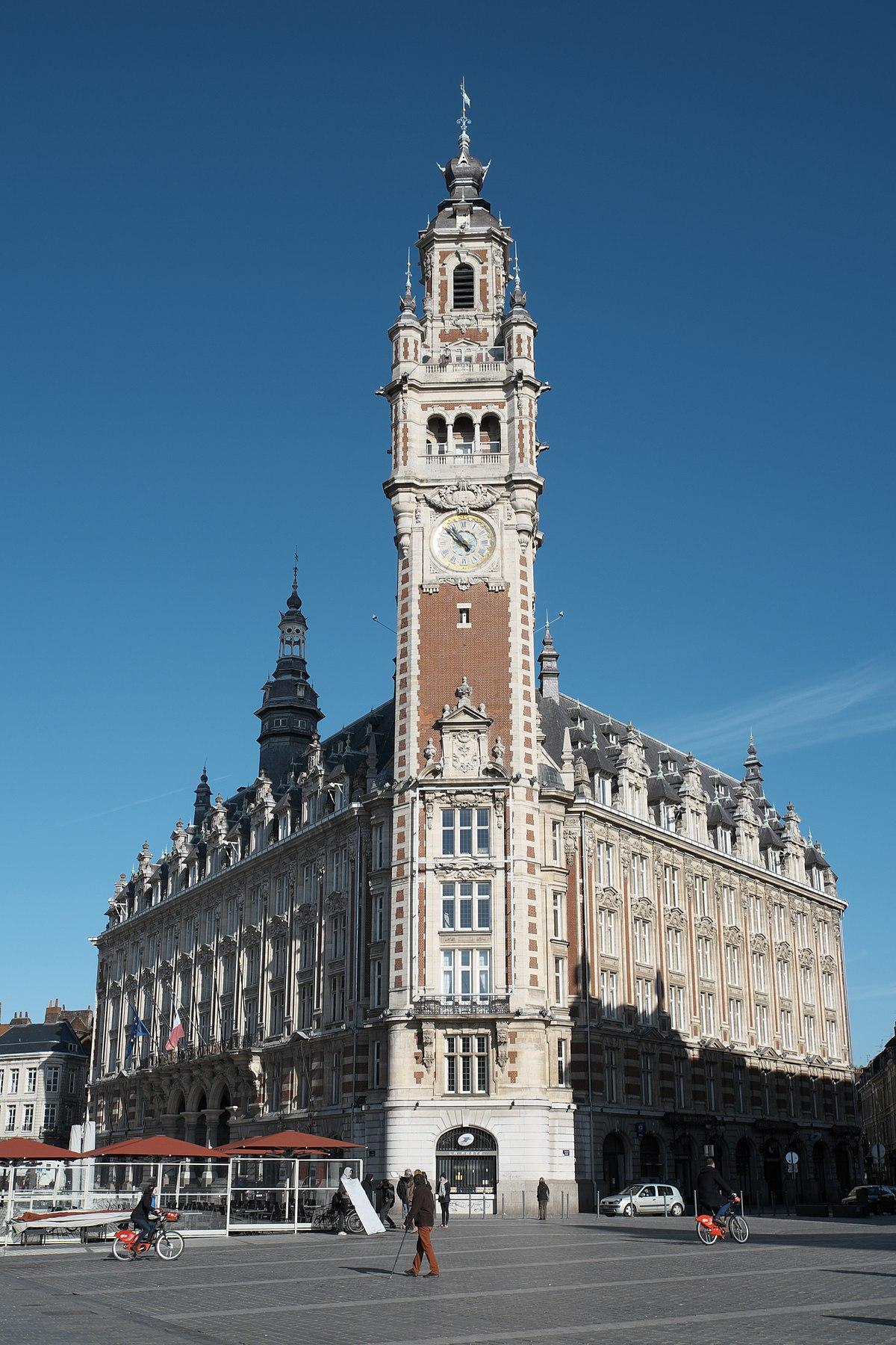 Chambre De Commerce De Lille Wikipdia