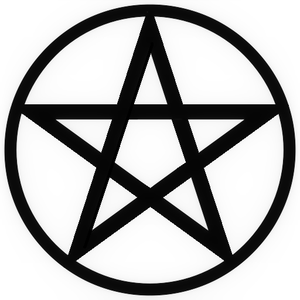 Pentacle is the sacred symbol used in modern P...
