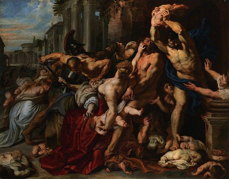 File:Peter Paul Rubens Massacre of the Innocents.jpg
