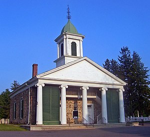 Reformed Dutch Church of Shawangunk, in town o...