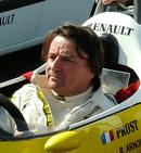 René Arnoux (World Series by Renault 2008, Hungría)