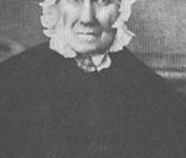 Sarah Lincoln Lincolns Stepmother After The Death Of Nancy Lincoln