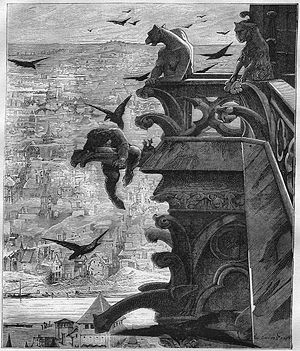 Illustration by Alfred Barbou from the origina...